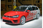 VW Golf R Variant Performance 35 Azubi Wörthersee