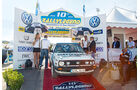 VW Golf, San Marino, Start