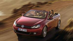 VW Golf VI Cabrio
