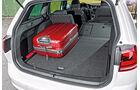 VW Golf Variant GTD, Kofferraum