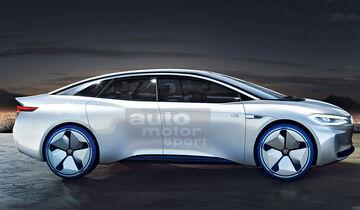 VW I.D. Aero-e