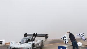 VW I.D. R Pikes Peak Rennen
