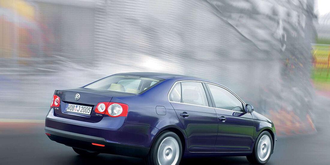 VW Jetta, 2006