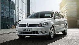 VW Jetta China
