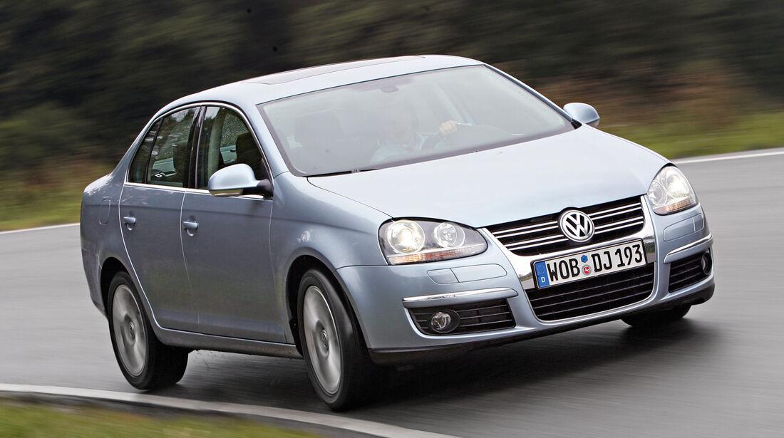 VW Jetta, Frontansicht
