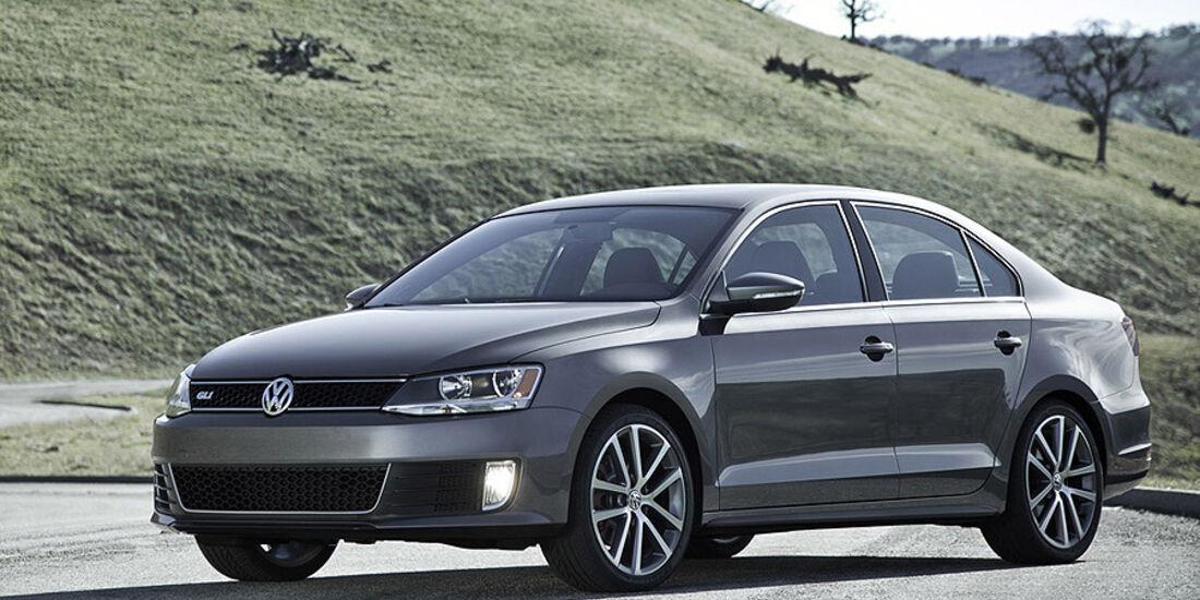 VW Jetta USA