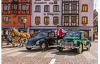 VW Käfer, Renault 4CV