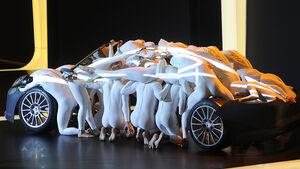 VW-Konzernabend, Genfer Autosalon 2011, VW Bulli
