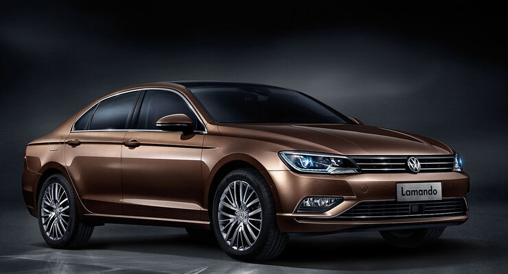 VW Lamando China