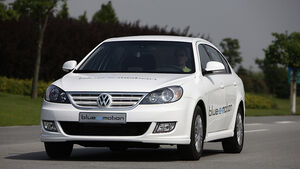 VW Lavida Blue-E-Motion, Elektro