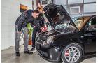 VW Lupo GTI, Motorhaube