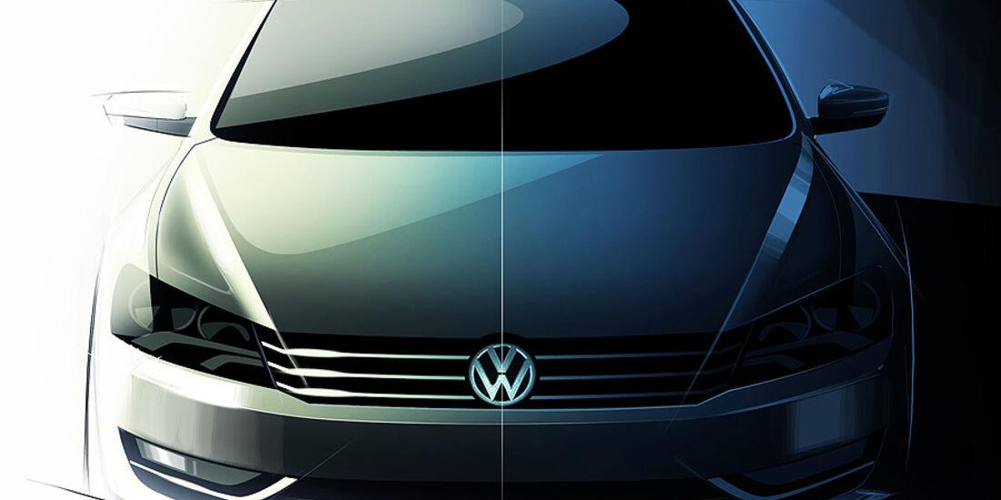 VW Midsize Sedan USA