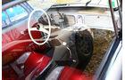 VW Mille-Miglia-Käfer, Cockpit, Lenkrad