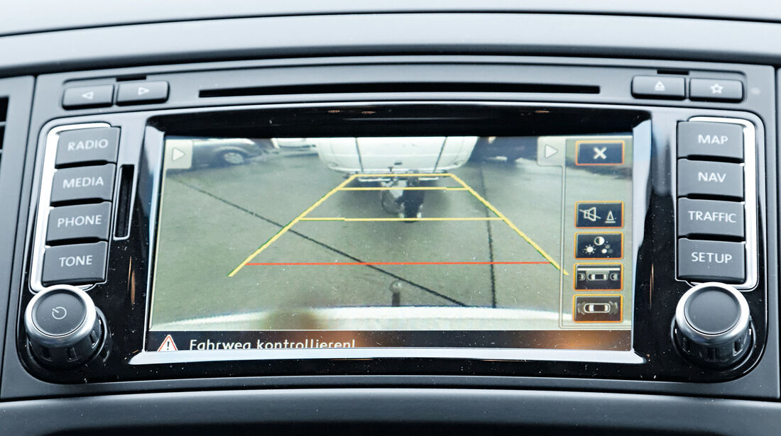 VW Multivan 2.0 BiTDI, Navi, Rückfahrkamera