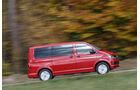 VW Multivan 2.0 TDI, Seitenansicht