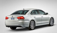 VW PASSAT PERFORMANCE CONCEPT USA