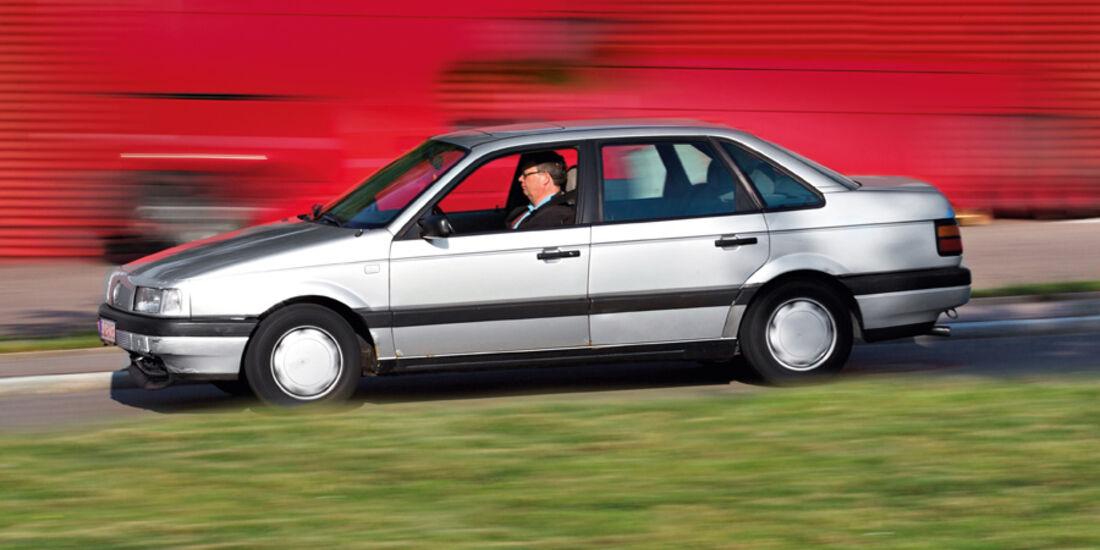 VW Passat 1.8 GL, Seitenansicht