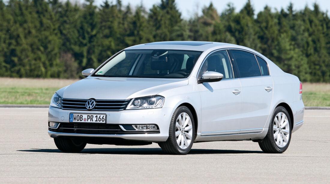 VW Passat 2.0 TDI, 140 PS