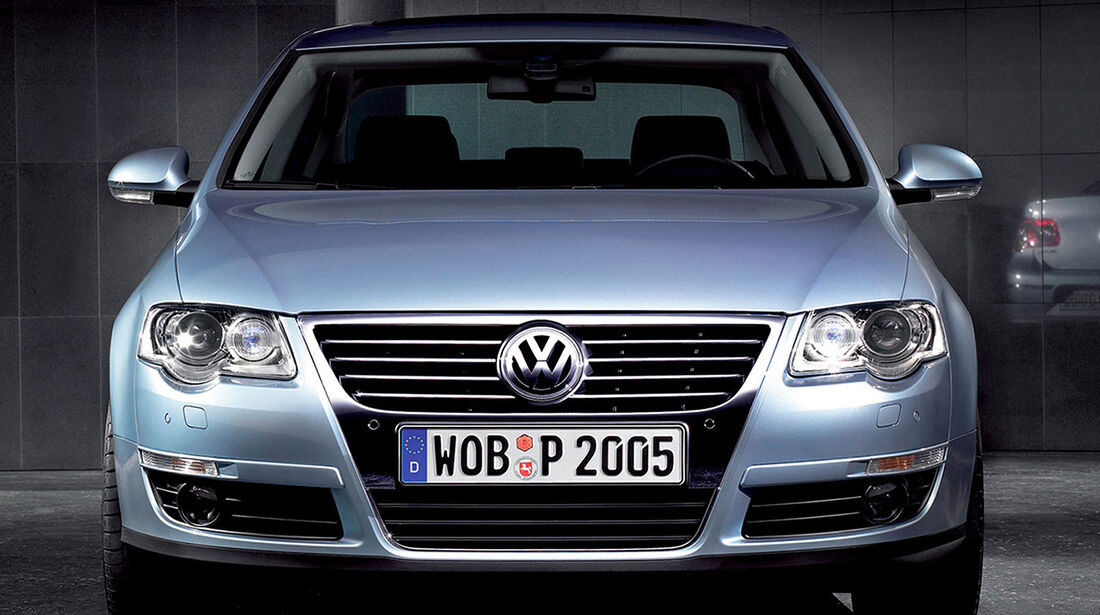 VW Passat (2005 - 2010)