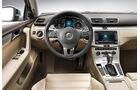 VW Passat Alltrack, Innenraum, Cockpit