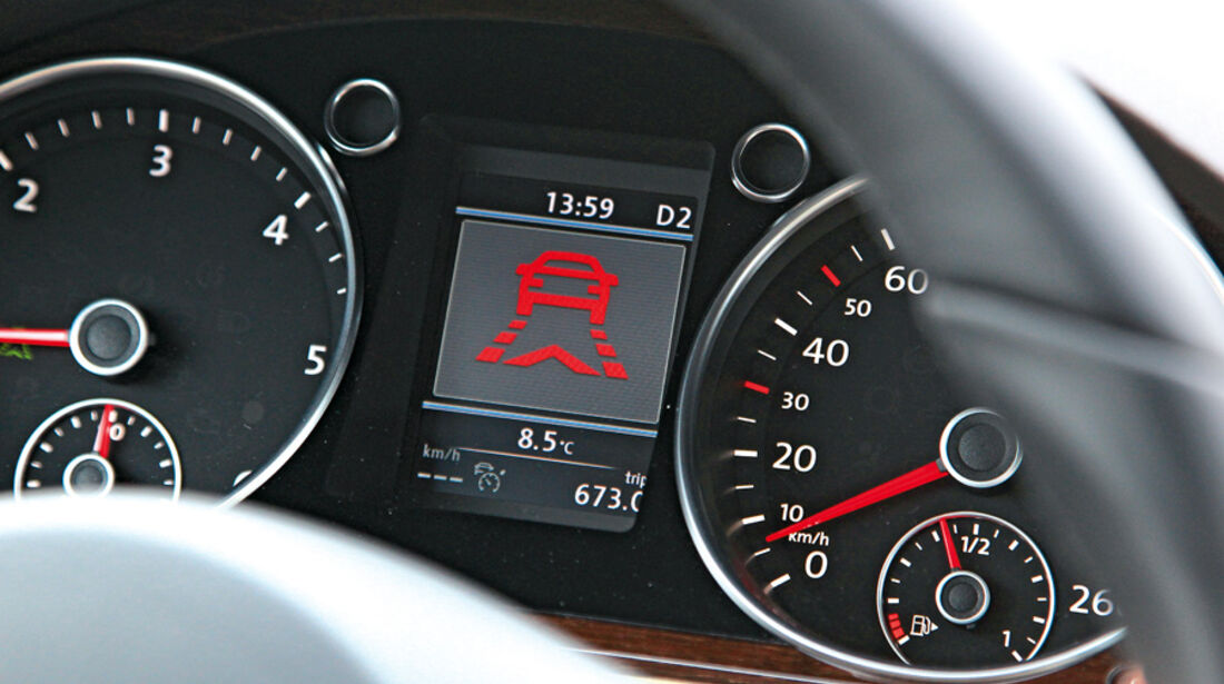 VW Passat, Distanzregler
