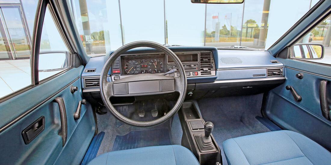 VW Passat Formel E, Cockit