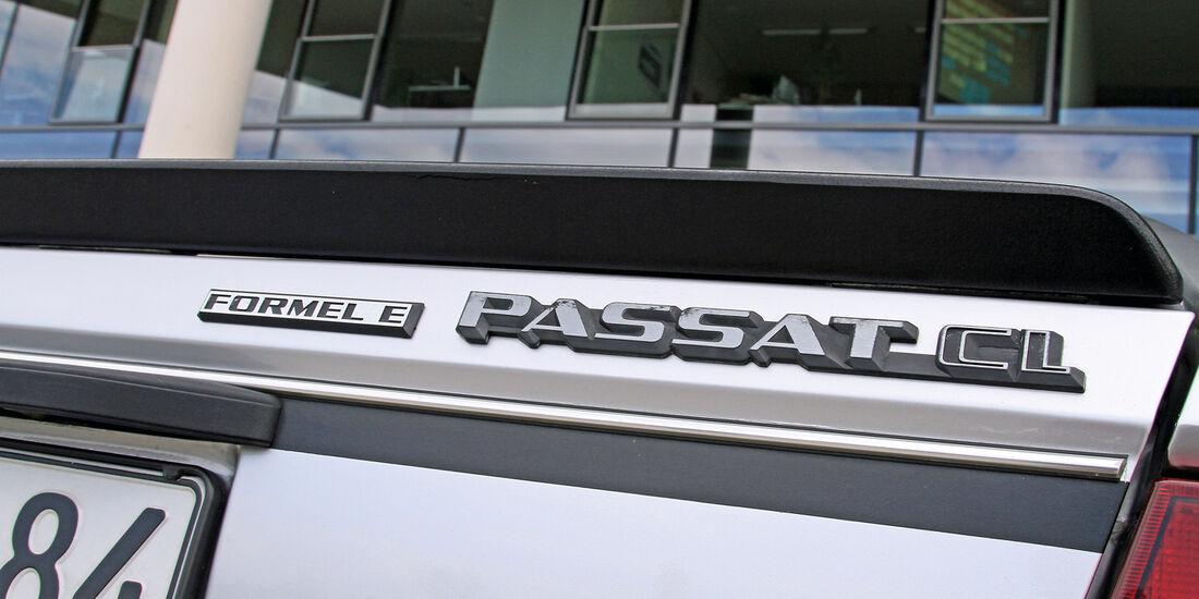 VW Passat Formel E, Typenbezeichnung