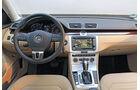 VW Passat, Frontansicht