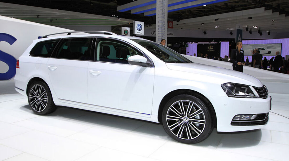 VW Passat Paris 2010
