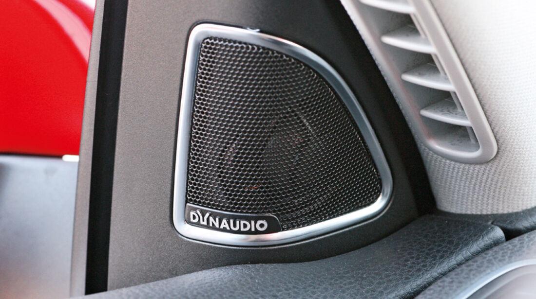 VW Passat, Soundsystem