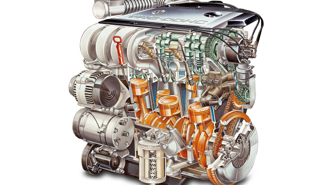 VW Passat VR 6,