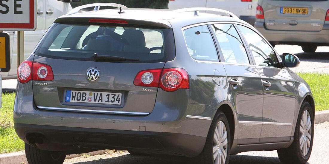 VW Passat Variant 2.0 TFSI