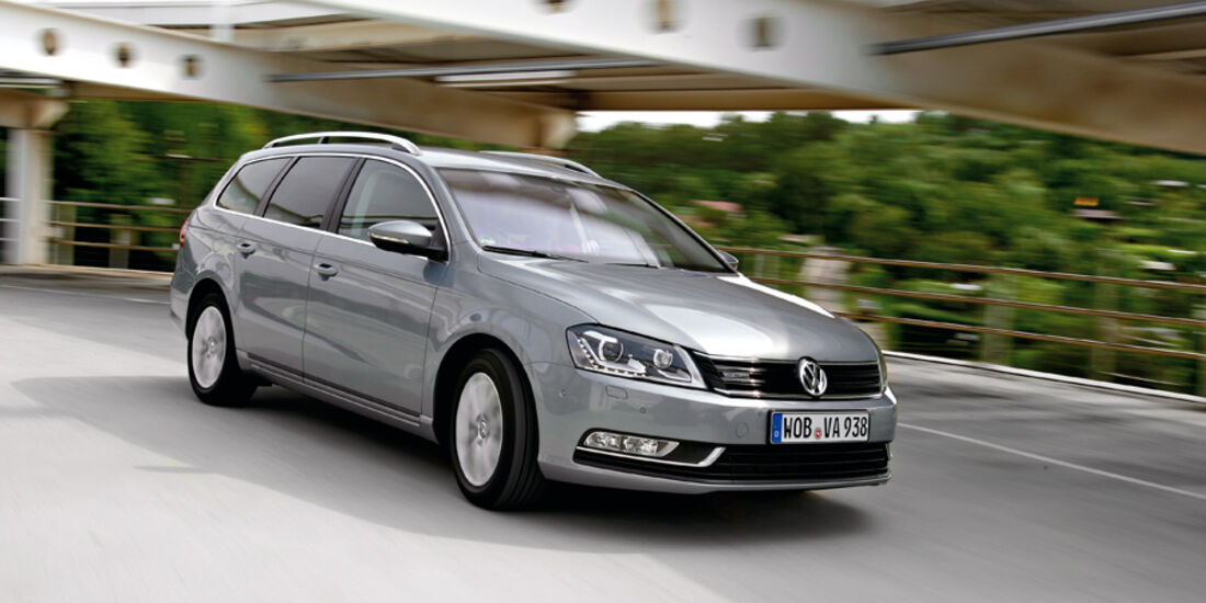 VW Passat Variant Blue Motion