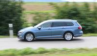 VW Passat Variant, Exterieur