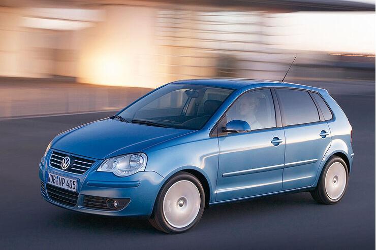 VW Polo, 0109