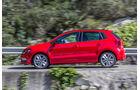 VW Polo 1.0 TSI, Seitenansicht