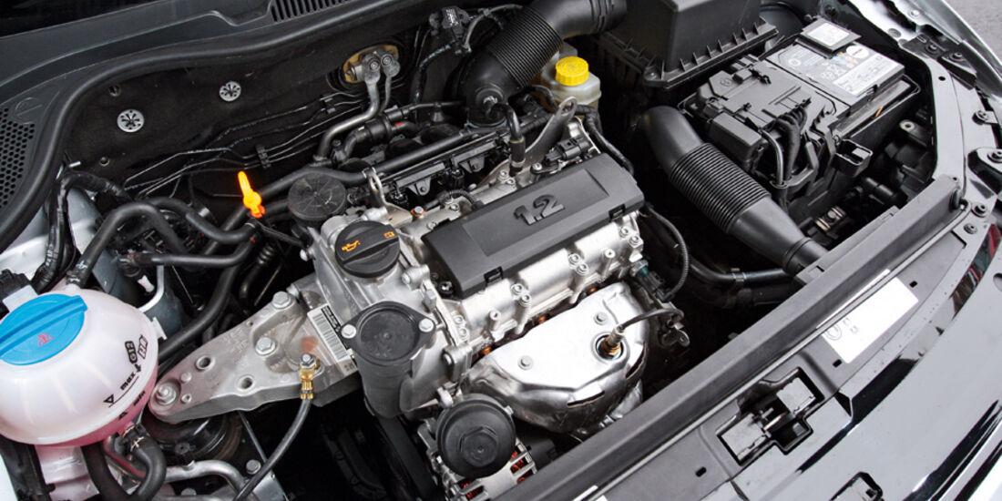 VW Polo 1.2 BMT, Motor