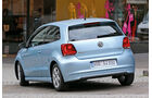 VW Polo 1.2 TDI Blue Motion 87G, Heckansicht