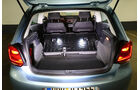 VW Polo 1.2 TDI Blue Motion 87G, Kofferraum