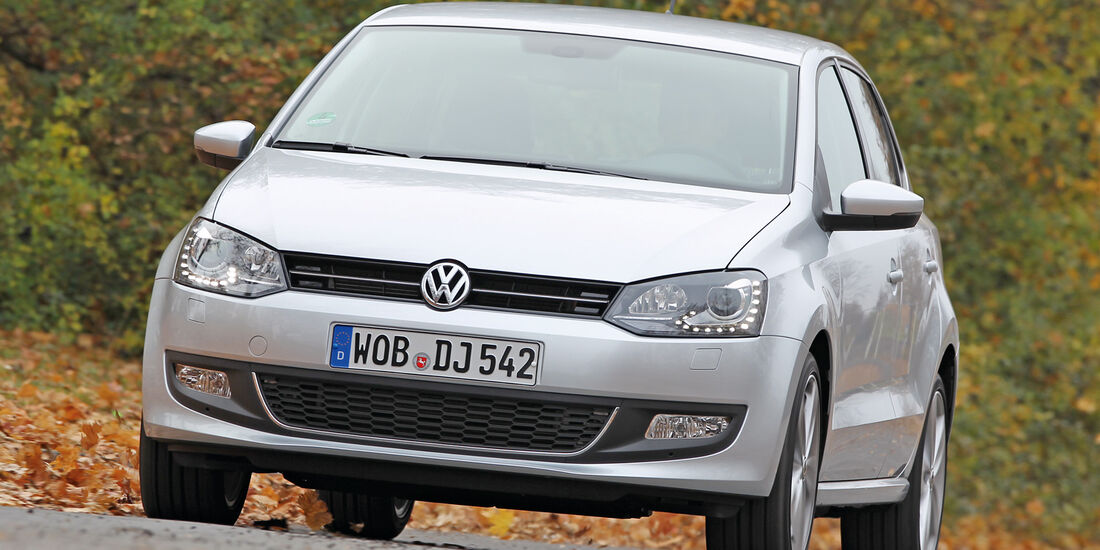 VW Polo 1.6 TDI BMT
