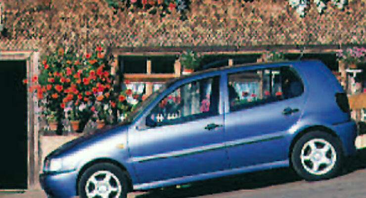 VW Polo 60