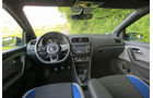 VW Polo BlueGT, Cockpit