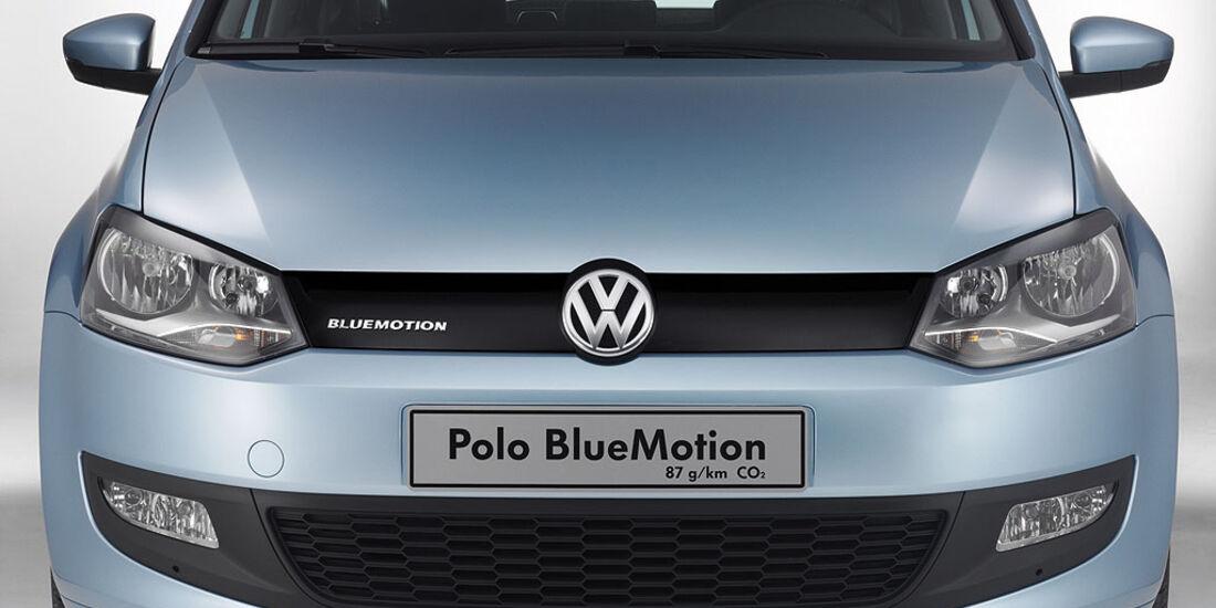 VW Polo BlueMotion Concept