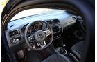 VW Polo GTI, Cockpit