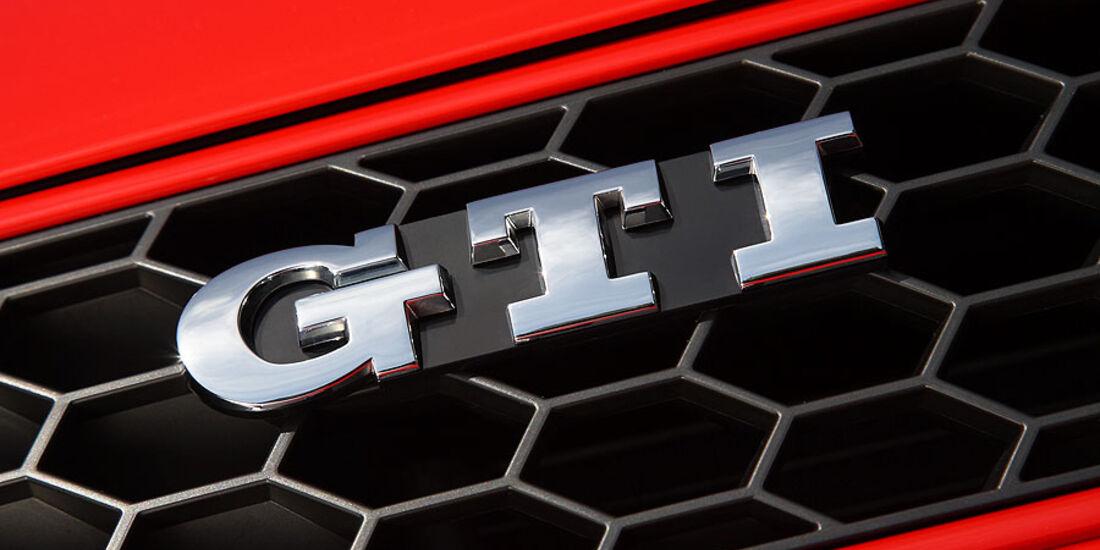 VW Polo GTI Kühlergrill