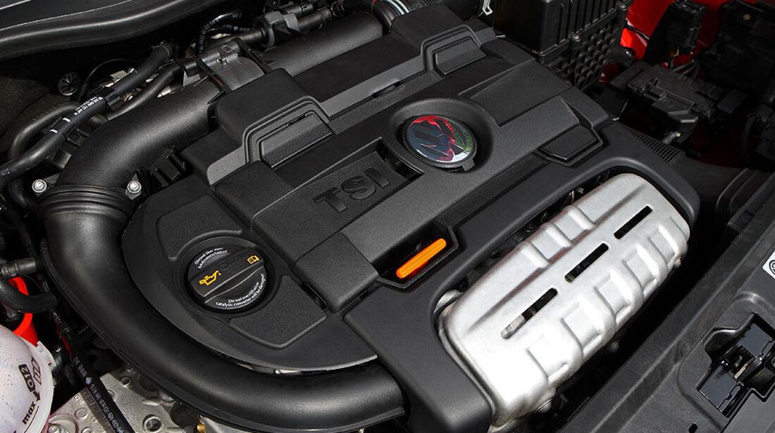 VW Polo GTI Motor
