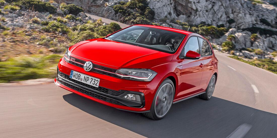 VW Polo GTI - Serie - Kleinwagen - sport auto Award 2019