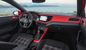 VW Polo VI GTI (2018) AW 2G rot Sitze