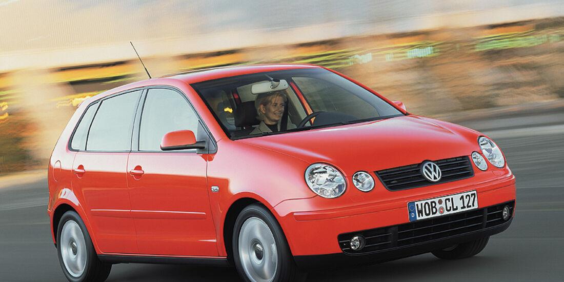 VW Polo alt