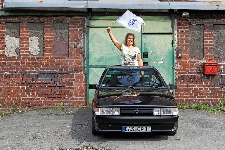 VW Scirocco GT II, Frontansicht, Kerstin Gerriets